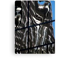 San Francisco Reflection 25 Canvas Print