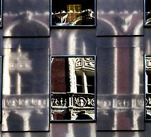 San Francisco Reflection 27 by luvdusty