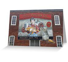 Reist Popcorn Co., Mt. Joy, PA Greeting Card
