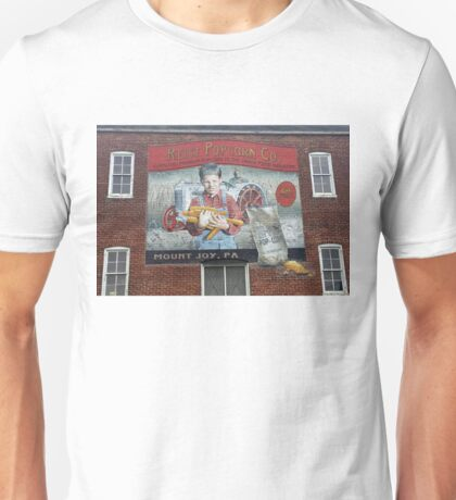 Reist Popcorn Co., Mt. Joy, PA Unisex T-Shirt