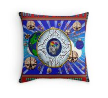 INFINITE REALITY Throw Pillow