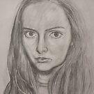 Self portrait by essenn