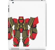 Triangleye: Robot 07 iPad Case/Skin