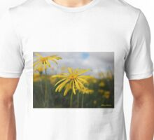 SPRING PLEASURE - Al die veld is vrolik.... Unisex T-Shirt
