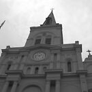 St Joseph Cathedral | Jackson Square | New Orleans by L.D. Bonner