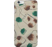 Cold Winters, Hot Tea iPhone Case/Skin