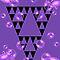 Patterns in Purple