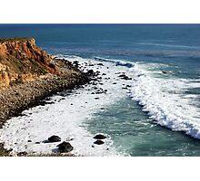 California Coastline 0450 Photographic Print