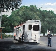 West End Terminus by Joseph Spinella