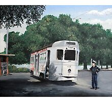 West End Terminus Photographic Print
