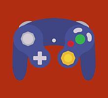 GameCube Controller by Fardan Munshi