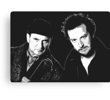 Home Alone Wet Bandits T Shirt Canvas Print