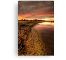 Sailors Delight Canvas Print
