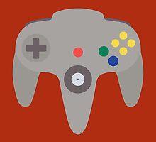 N64 Controller by Fardan Munshi