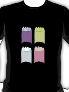 Neon French Friessss T-Shirt