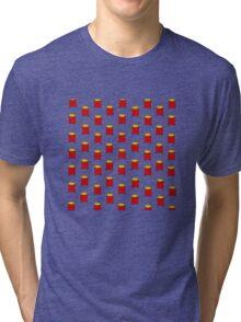 French Friessss Tri-blend T-Shirt