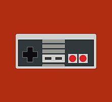 NES Controller by Fardan Munshi