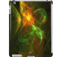 Alien Code 3 Intense iPad Case/Skin
