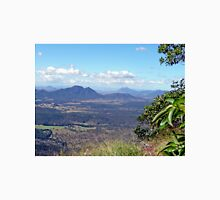 View from Spicers Gap, Qld, Australia Unisex T-Shirt