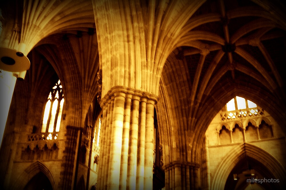 Exeter Cathedral by milesphotos