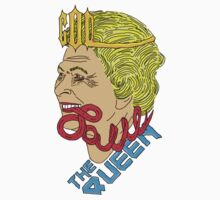 God Save the Queen by DIVIDUS *