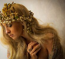 The Pre- Raphaelite by Jeff  Wilson