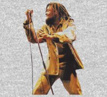 Tribute to Lucky Dube by bamanofski