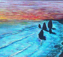 twelve Apostles by Pam Amos