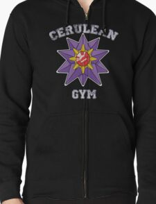 Cerulean Gym Zipped Hoodie