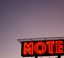 motel; revisited by Tim  Lewis