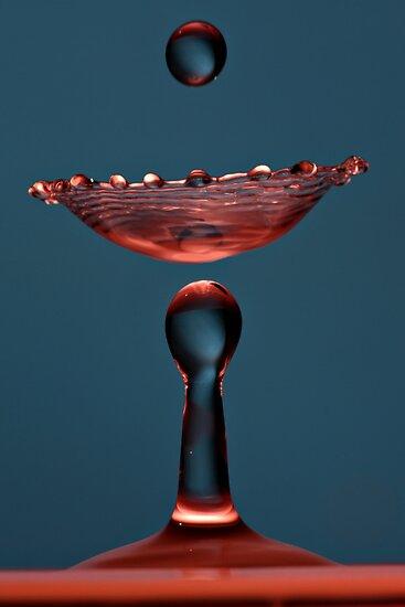 Red Drops by VladimirFloyd