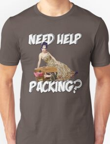 Bianca Del Rio - Need Help Packing? Unisex T-Shirt