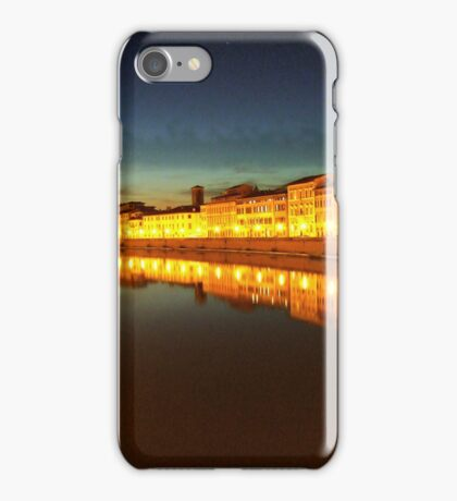 A DIFFERENT LOOK ON PISA iPhone Case/Skin