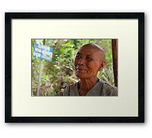 Farmers Wife Framed Print