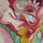 Sensual Petals by linziloo