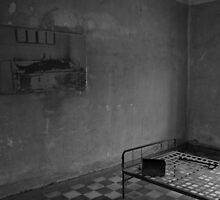S21 prison cell by CRPH