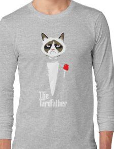 Grumpy Cat The Tardfather Long Sleeve T-Shirt