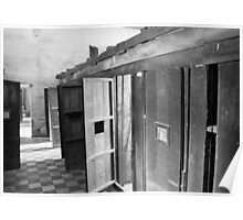 S21 prison cells Poster