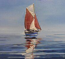 A slight breeze by Antonio  Luppino