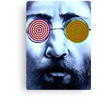 John Lennon ~ Sweet Toronto 1969 Canvas Print