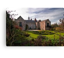 Hall Place Gardens Canvas Print