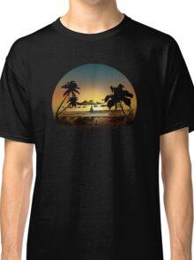 Sunset Classic T-Shirt