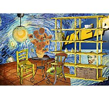 Vincent worked for IKEA....... Photographic Print