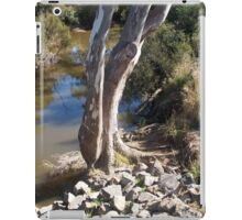 Sugarloaf Creek, Broadford, Victoria Australia iPad Case/Skin