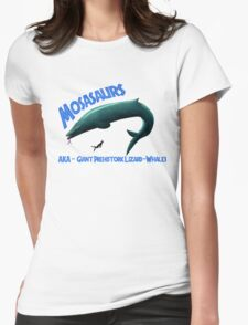 Mosasaurs Womens Fitted T-Shirt