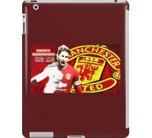 Sergio Ramos Manchester United iPad Case/Skin