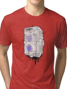 YASHICA Mat Format Tri-blend T-Shirt