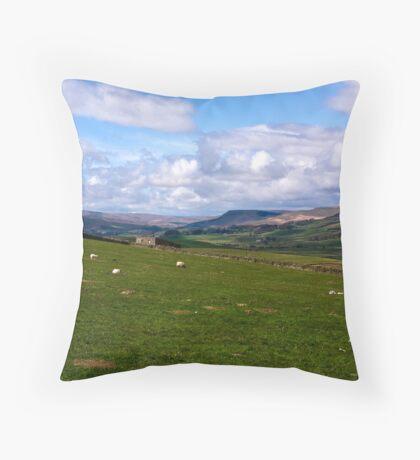 Wensleydale Throw Pillow