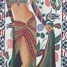 Belly Dancer by taiche