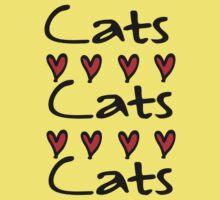 cats cats Kids Clothes